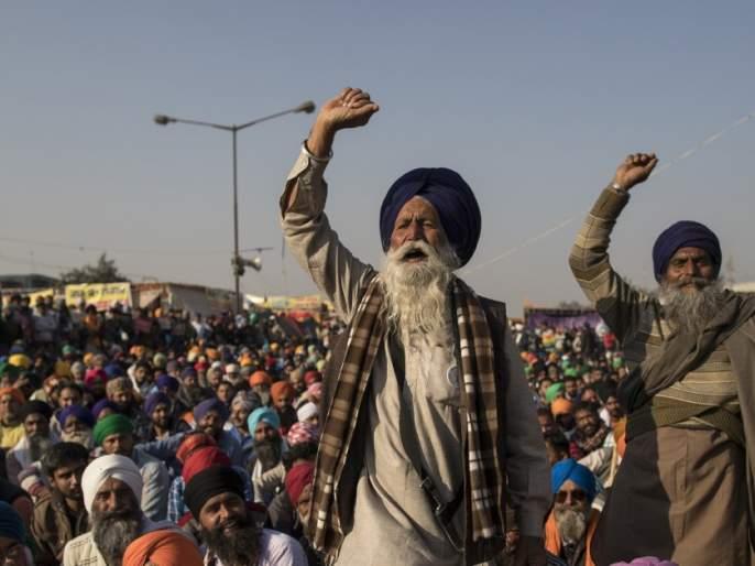 Farms laws Farmer leaders call for Bharat bandh on 26 March as protests complete 4 months   Farmer Protest : आंदोलनाला होणार चार महिने पूर्ण; शेतकरी नेत्यांची २६ मार्चला 'भारत बंद'ची हाक