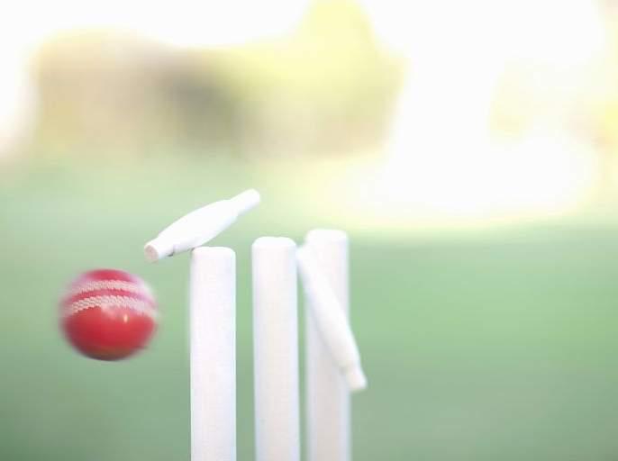Have you ever seen the fastest ball in cricket; Video Viral ...   बाबो! क्रिकेटमधला आतापर्यंतचा सर्वात वेगवान चेंडू तुम्ही पाहिला का; व्हिडीओ वायरल...