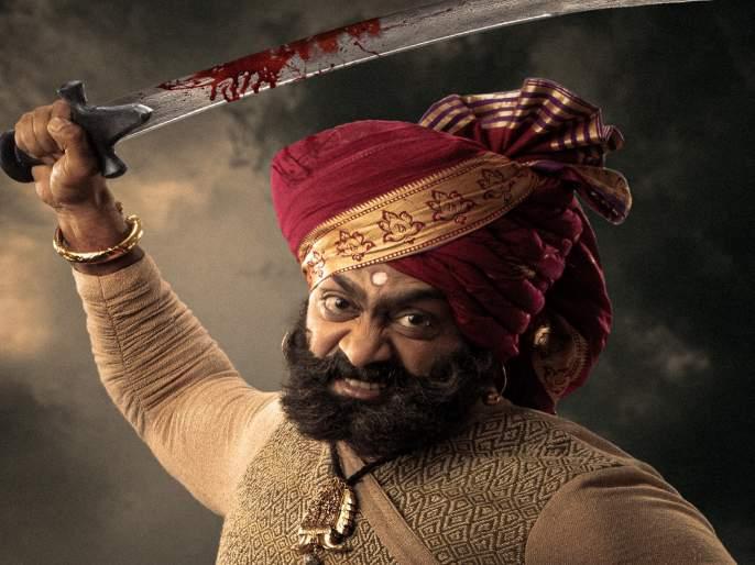 "The actor will be seen in Subedar Tanaji Malusare's role in ""Fatteshikast""   'फत्तेशिकस्त'मध्ये सुभेदार तानाजी मालुसरेच्या भूमिकेत दिसणार 'हा' अभिनेता"