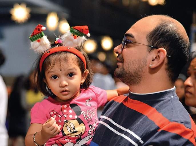 Father's Day: Father's contribution to child's academic success; The survey revealed | Father's Day: मुलांच्या शैक्षणिक यशात वडिलांचाही मोलाचा वाटा; सर्वेक्षणातून उघड