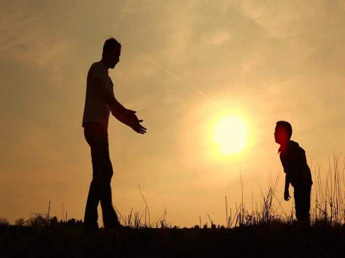 #Bapmanus: 'Father's Day' celebration on social media! | #बापमाणूस : सोशल मीडियावर 'फादर्स डे'चं सेलिब्रेशन!