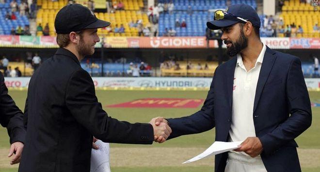 NZ vs IND: Indian team, 'these' players not get chance in first Test against New Zealand | NZ vs IND: न्यूझीलंडविरुद्धच्या पहिल्या कसोटीत 'असा' आहेभारतीय संघ, 'या' खेळाडूंना मिळाला डच्चू