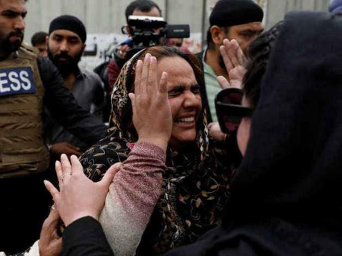 ISIS claims responsibility for massacre of 27 Sikhs in Kabul hrb | गुरुद्वारावर ISIS चा मोठा हल्ला; 27 शीखांचा गोळीबारात मृत्यू