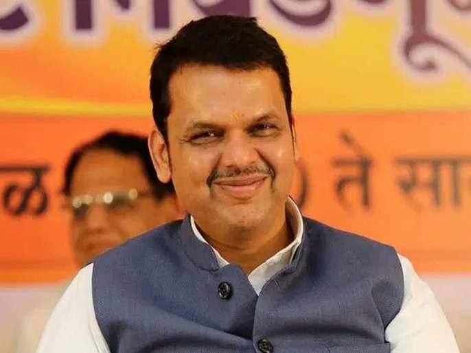 Chief Minister Devendra Fadnavis will hold a press conference within the hour   महाराष्ट्र निवडणूक 2019 : मुख्यमंत्री देवेंद्र फडणवीस साडेचार वाजता पत्रकार परिषद घेणार; 'गोड बातमी' देणार?