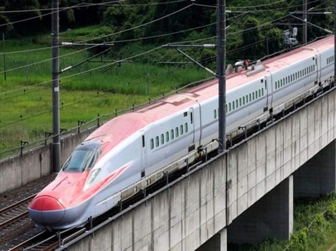 The bullet train brakes again | बुलेट ट्रेनला ठामपाचा पुन्हा ब्रेक