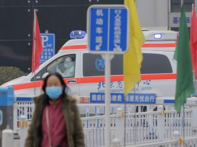 Corona Virus: drastically fall in Air Pollution in China; Photo released by NASA hrb   भल्या भल्यांना जे जमले नाही ते कोरोनाने केले; नासाकडून फोटो प्रसिद्ध