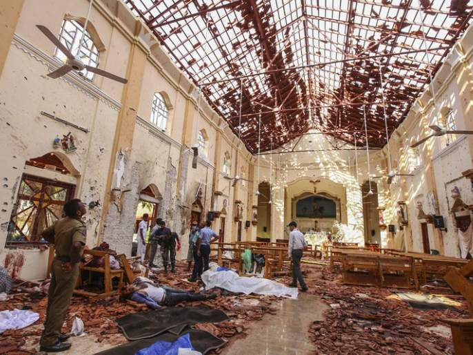 The lesson of Sri Lanka's terrorism | श्रीलंकेच्या दहशतवादमुक्तीचा धडा