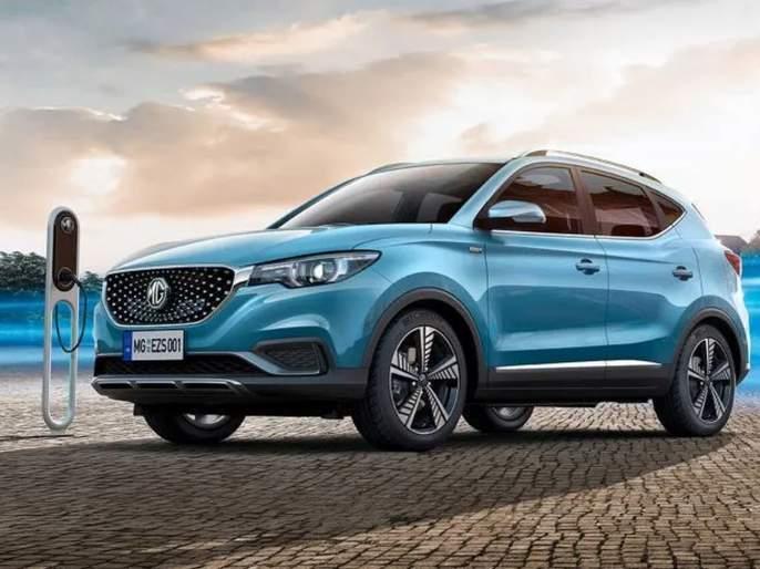 MG ZS EV: Price Announcement; In a five-day period it increased by one million | MG ZS EV : किंमतीची घोषणा; पाच दिवसांत एक लाखाने वाढली