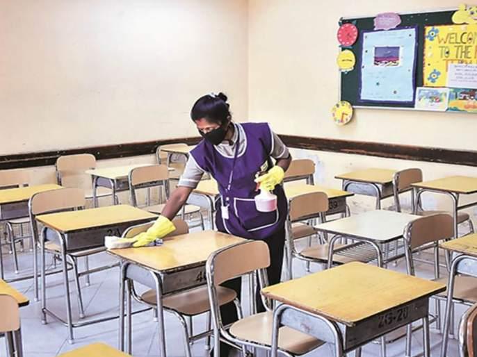 school is for sale! Corona outbreak hits thousands of schools in the country | शाळा विकणे आहे! देशातील हजार शाळांना कोरोना साथीचा फटका, शिक्षण क्षेत्राची दैन्यावस्था