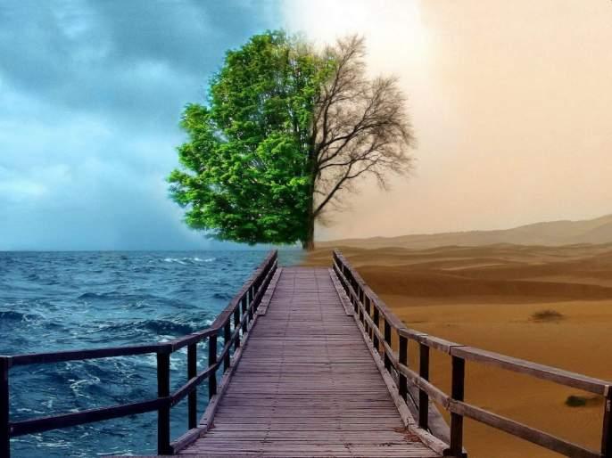 Let's balance nature for a healthy lifestyle! | आरोग्यदायी वसुंधरेसाठी निसर्गाचा समतोल राखूया!