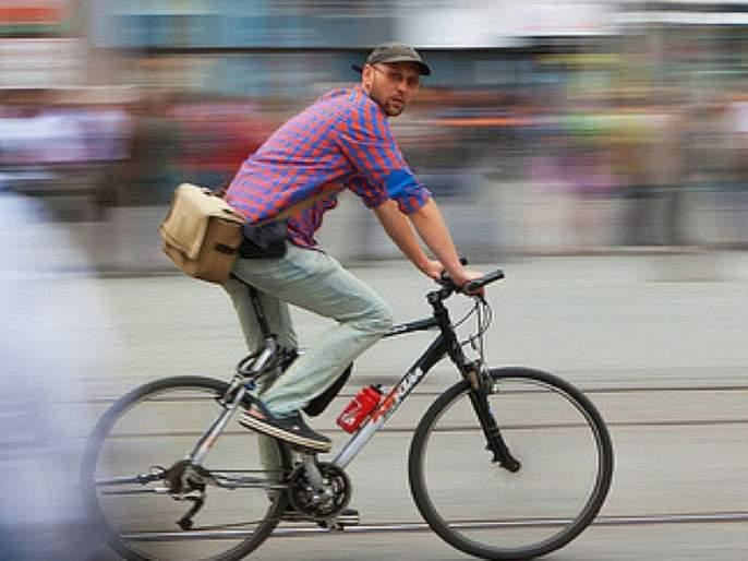 During the lockdown, Thanekar turned to cycling for fitness | लॉकडाऊनकाळात फिटनेससाठी ठाणेकर वळले सायकलिंगकडे
