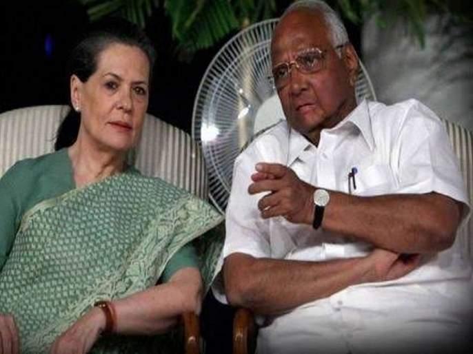 when Shiv Sena was ready did we talk to Sonia; told by Sharad Pawar about congress support | ...तेव्हाच सोनिया गांधींसोबत बोललो; शरद पवारांनी सांगितल्या पडद्यामागच्या घडामोडी