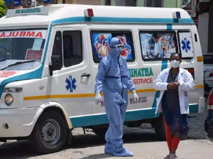 Waiting for 108 ambulances in the district | जिल्ह्यात १०८ रुग्णवाहिकेसाठीही वेटिंग