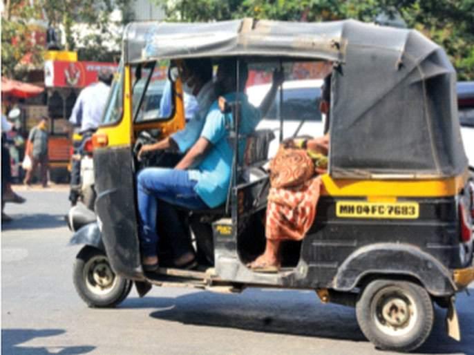 Why increase the fare of CNG rickshaws? | सीएनजीवर धावणाऱ्या रिक्षांची भाडेवाढ कशासाठी?