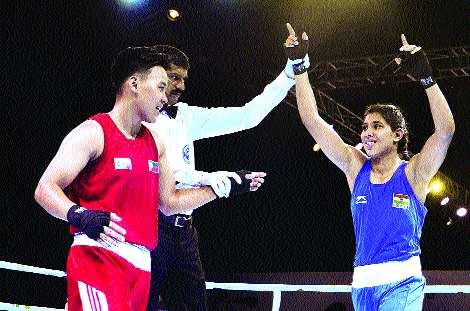 The host of India has confirmed ten medals | यजमान भारताचीदहा पदके निश्चित