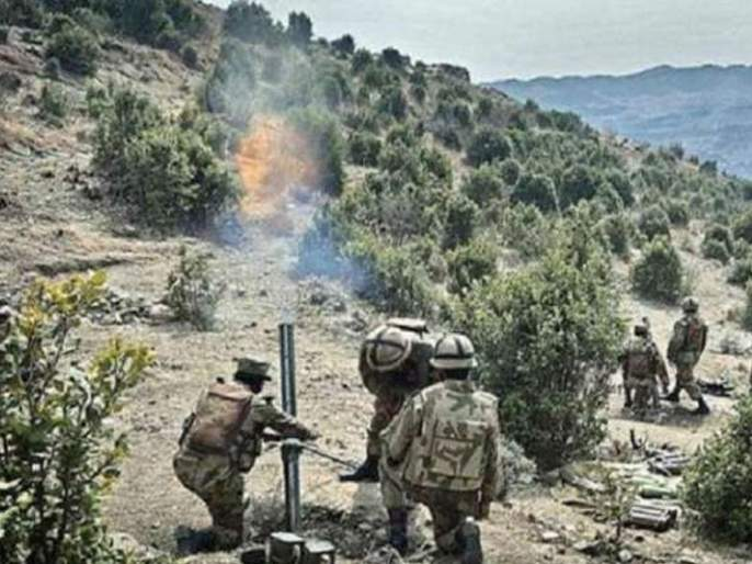 Two more jawans martyred; Heavy firing continues on the border from Pakistan | आणखी दोन जवान शहीद; पाकिस्तानकडून सीमेवर जोरदार गोळीबार सुरुच
