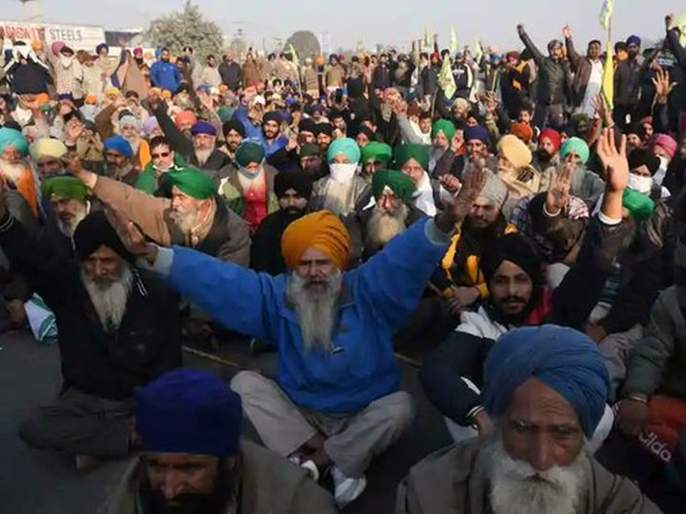 Farmers warn to jam in Delhi; Big meeting at night at jp Nadda's house | शेतकऱ्यांनी दिला दिल्ली जाम करण्याचा इशारा; नड्डांच्या घरी रात्री मोठी बैठक