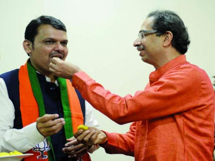 Our one Seat won; Devendra Fadnavis scolds Shiv Sena over Legislative Council results | आमचा एकतरी आला; विधान परिषद निकालांवरून देवेंद्र फडणवीसांचा शिवसेनेला टोला