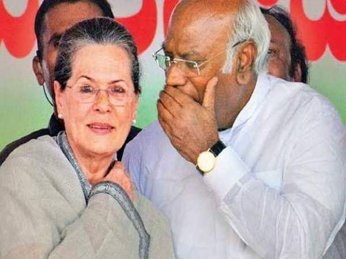 Congress Will sit on opposition benches? High command from delhi will take decision about Shiv Sena's chief minister | महाराष्ट्र निवडणूक 2019: काँग्रेस विरोधी बाकांवरच बसणार? शिवसेनेचे 'मुख्यमंत्री'पद हायकमांडच्या हाती