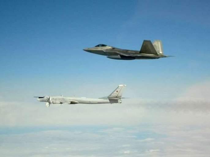 japanese air forces chased a chinese bomber out of japanese air space great war can break out in asia | पाणबुडीनंतर घुसखोरी करणारं चिनी बॉम्बर विमान जपाननं लावलं पळवून; चीननं दिली धमकी