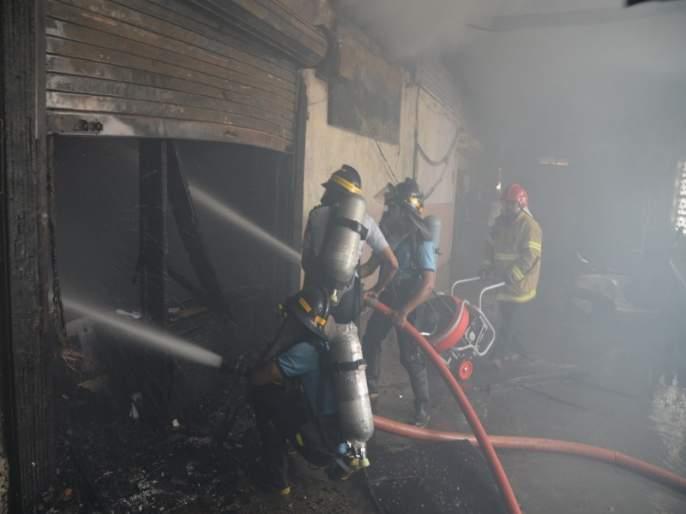 Drones needed for fire control;   आगीवरील नियंत्रणासाठी ड्रोन गरजेचे; तज्ज्ञांची मागणी