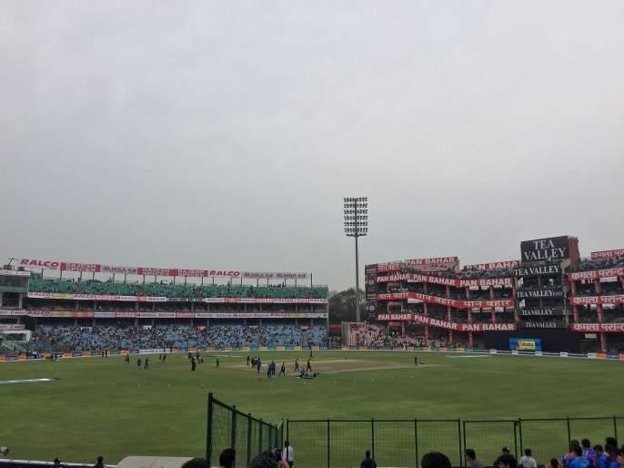 Feroz Shah Kotla Stadium in Delhi to be renamed Arun Jaitley Cricket Stadium   फिरोज शाह कोटला स्टेडियम आता अरुण जेटलींच्या नावाने ओळखले जाणार