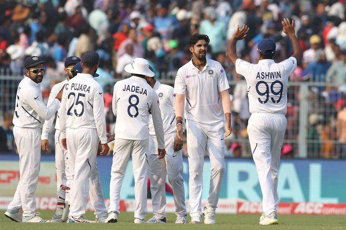 Ind vs Ban, 2nd Test: India all out Bangladesh in just 106 runs | Ind vs Ban, 2nd Test : भारताने बांगलादेशचा उडवला १०६ धावांत खुर्दा