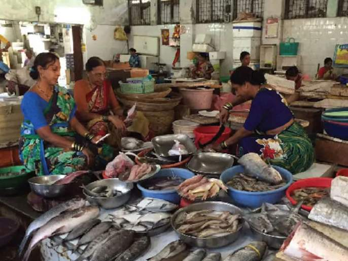 FDA's fish sellers look at the scale of 'Formaline' | एफडीएची मासे विक्रेत्यांवर नजर, 'फॉर्मलीन'चे प्रमाण केले निश्चित