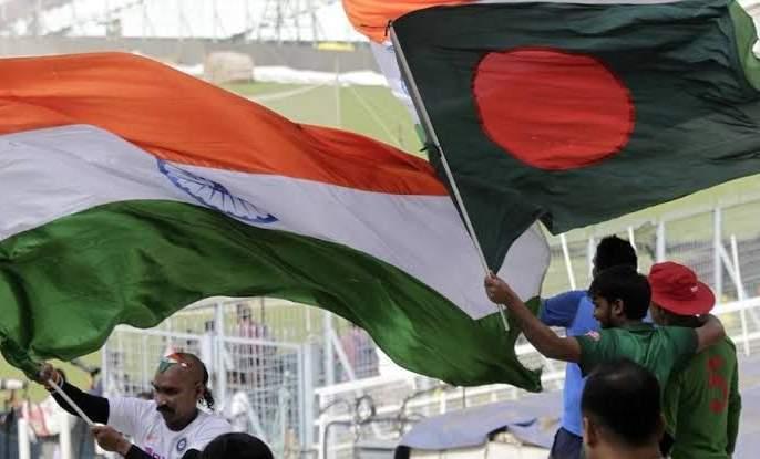 How the Indian team was introduced before the historic match, see the special video | ऐतिहासिक सामन्यापूर्वी कशी झाली भारतीय संघाची ओळख परेड, पाहा खास व्हिडीओ