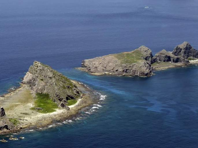 chinese incursion into east china sea japan threatens military action against dragon | पूर्व चीन समुद्रात ड्रॅगनची घुसखोरी, जपानने दिली लष्करी कारवाईची धमकी