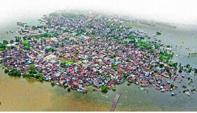 The tears of the flood victims | पूरग्रस्तांचे अश्रू