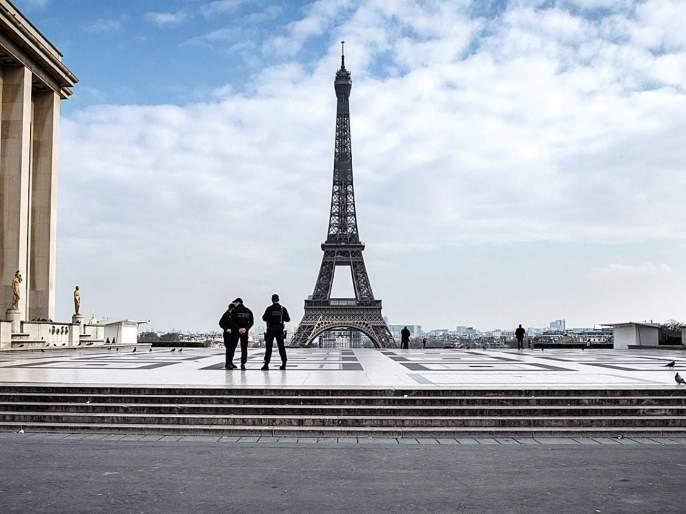 nationwide curfew again in france after corona cases increased | कोरोनाचा कहर! फ्रान्समध्ये पुन्हा देशव्यापी कर्फ्यू; सर्वाधिक रुग्ण मिळाल्याने आदेश जारी