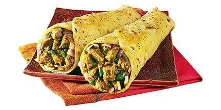 Wraps And Rolls from chapati | पोळीचे चटपटीत रॅप्स अँण्ड रोल्स