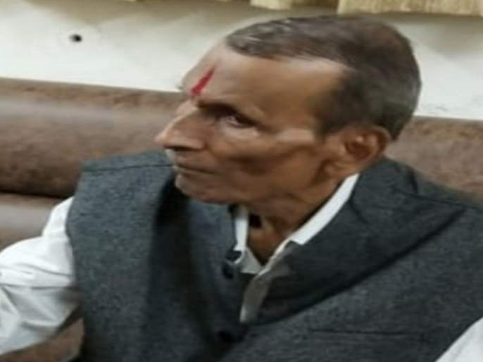 Freedom fighter Bhaskarrao Deshmukh dies | स्वातंत्र्यसैनिक भास्करराव देशमुख यांचे निधन