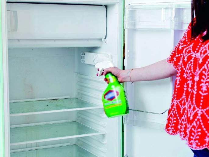 Neat And clean Fridge. This can be possible with some management skills. | नीट नेटका फ्रीज.. अवघड काय त्यात?