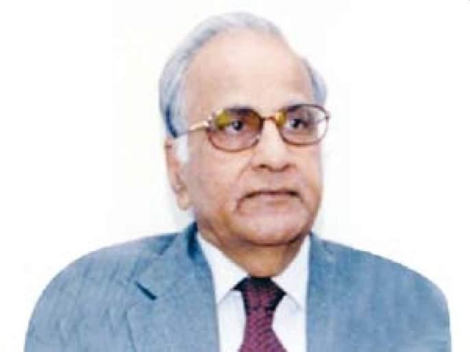 Former Union Home Secretary Ram Pradhan dies of old age in Mumbai   माजी केंद्रीय गृह सचिव राम प्रधान यांचे वृद्धापकाळाने मुंबईत निधन