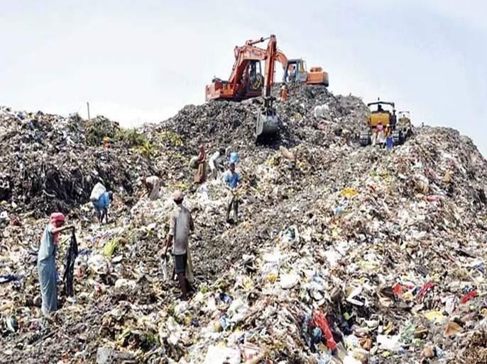 The cost of closing the lamp dumping ground is Rs. 218 crore 50 lakh | दिवा डम्पिंग ग्राउंड बंद करण्याचा खर्च २१८ कोटी ५० लाख रुपये