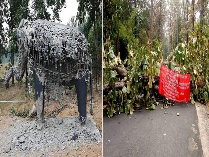 Shocking! Brutal murder of two by Naxalites | धक्कादायक! नक्षलवाद्यांकडून दोघांची निर्घृण हत्या