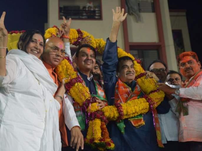 Magic of Gadkari's development in Nagpur | नागपुरात गडकरींच्या विकासाची जादू चालली