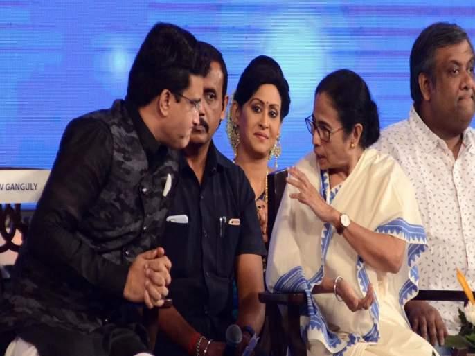 India vs South Africa : Mamata Banerjee upset with Sourav Ganguly not informing government before cancelling Kolkata ODI svg | ... म्हणून ममता बॅनर्जी BCCI अध्यक्ष सौरव गांगुलीवर भडकल्या