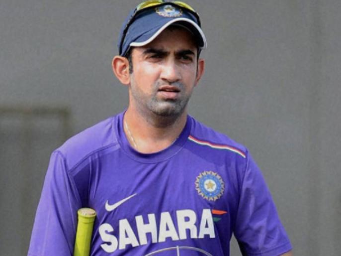 lacking in India's World Cup squad, tells Gautam Gambhir   भारताच्या विश्वचषकाच्या संघात उणीव, सांगतोय गौतम गंभीर