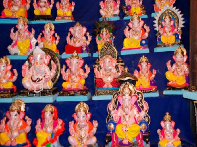 Mayor orders action against unauthorized Ganesh idol sale stall in Pune city   पुणे शहरातील सर्व अनधिकृत गणेशमूर्ती विक्री स्टॉलवर होणार कारवाई : महापौरांचे प्रशासनाला आदेश