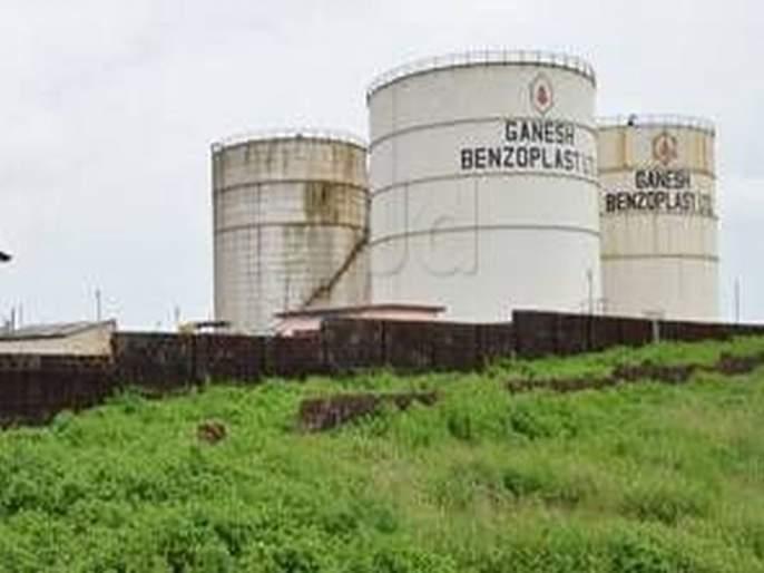 South Goa Collector orders MPT to stop Ganesh benzoplast tank from filling Nafta | गणेश बेंन्झोप्लास्ट टाकीत नाफ्ता भरण्यापासून बंद करण्याचा एमपीटीला दक्षिण गोवा जिल्हाधिकाऱ्यांकडून आदेश