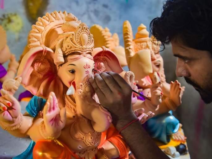 Collector's instructions: Avoid installing public Ganapati | जिल्हाधिकाऱ्यांच्या सूचना : सार्वजनिक गणपतीची प्रतिष्ठापना करण्याचे टाळावे