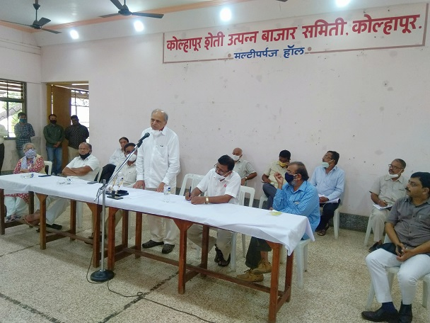 New agriculture bills upset farmers   शेतीची नवे विधेयके शेतकऱ्यांना उद्ध्वस्त करणारी : डॉ. गणेश देवी यांचा इशारा