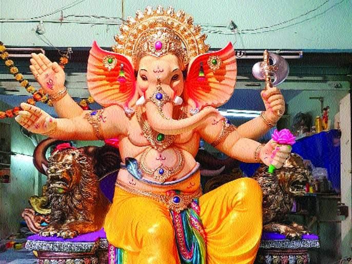 Maghee Ganeshotsav at Pen taluka, the enthusiasm of Ganesh devotees | पेण तालुक्यात वाजताहेत माघी गणेशोत्सवाचे पडघम, गणेशभक्तांच्या उत्साहाला उधाण
