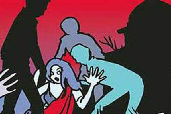 Gang rape on married woman in Karla village   कार्ला येथे विवाहित महिलेवर सामुहिक बलात्कार