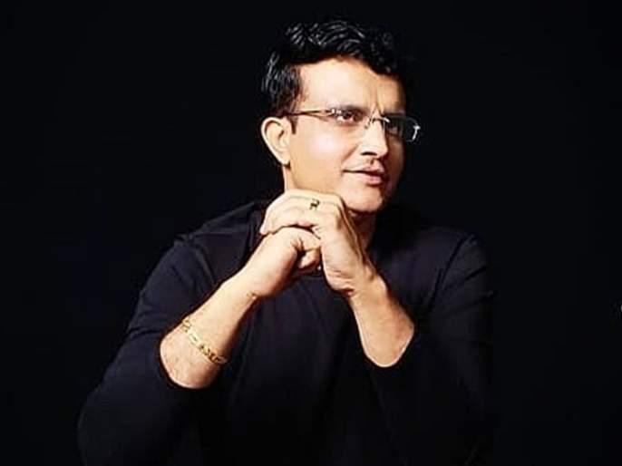 Sorav Ganguly take a selfi with special pic in BCCI's headquarters | BCCIच्या मुख्यालयात सौरव गांगुलीला आवरला नाही 'त्या' फोटोसोबत सेल्फी घेण्याचा मोह!