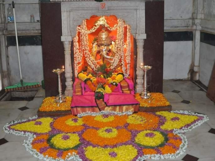 Preparations to be celebrated at Ganapatipule for Angariki | अंगारकीनिमित्त गणपतीपुळेत जय्यत तयारी