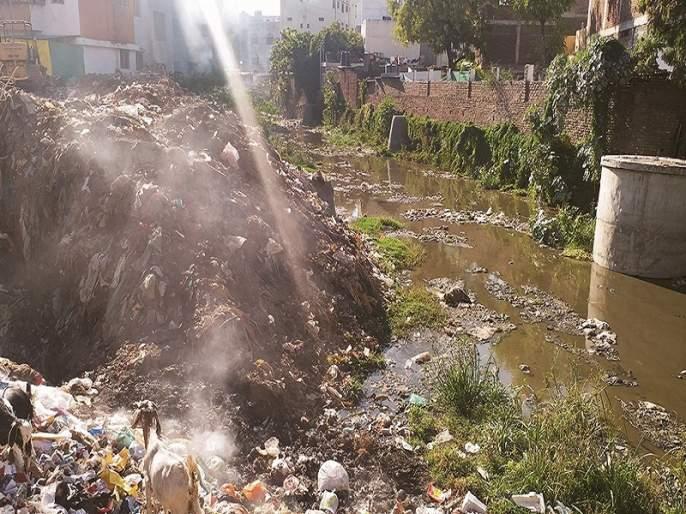 Aurangabad City of Danger Zone in pollution levels! | प्रदूषणाच्या पातळीत शहर डेंजर झोनमध्ये!
